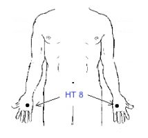 Heart Meridian Point 8