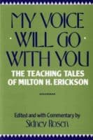 "Book cover for ""My Voice Will Go With You"""