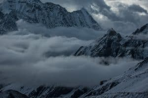 pic of the himalayas