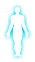 pic of aura surrounding the body