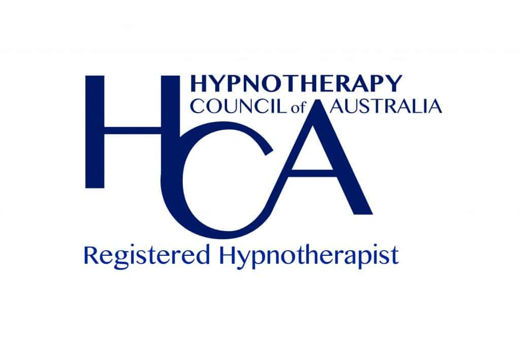 HCA Registered Therapist Logo