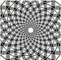 Fraser spiral illusion 1